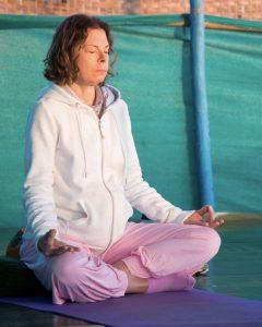 Yoga Meditation and Pranayama in Woodley